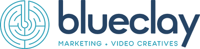 blue clay logo
