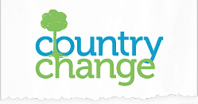 country change logo