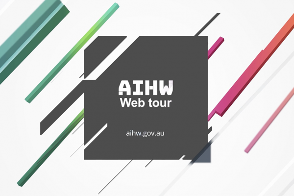 AIHW Website Tour