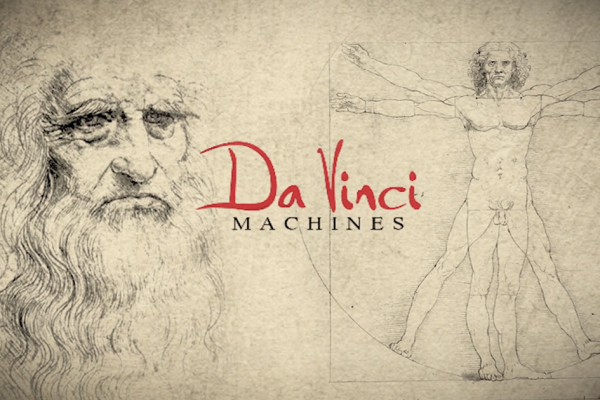 Da Vinci Machines Promo