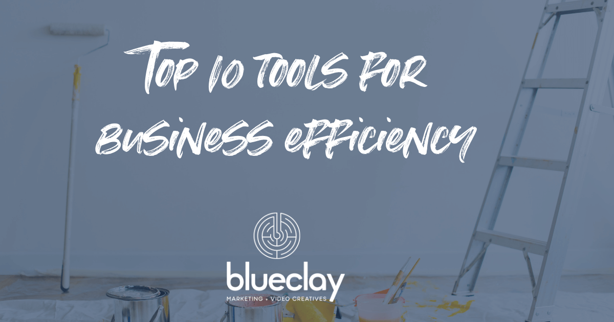 tools for business efficiency